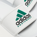 Сланцы adidas Originals Adilette EQT Core White фото- 5