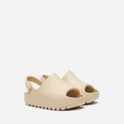 Сланцы для малышей adidas Originals YEEZY Slide Infant Bone/Bone/Bone