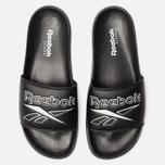 Сланцы Reebok Classic Slide Black/White/Vector фото- 4