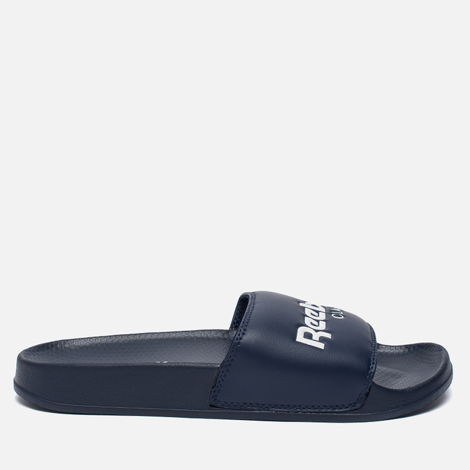 Сланцы Reebok Classic Slide Collegiate Navy/White