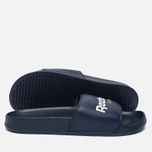 Сланцы Reebok Classic Slide Collegiate Navy/White фото- 1