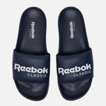 Сланцы Reebok Classic Slide Collegiate Navy/White фото- 4