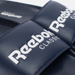 Сланцы Reebok Classic Slide Collegiate Navy/White фото- 5