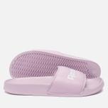 Сланцы Reebok Classic Slide Shell Purple/White фото- 1