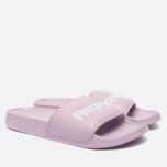 Сланцы Reebok Classic Slide Shell Purple/White фото- 2