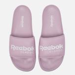 Сланцы Reebok Classic Slide Shell Purple/White фото- 4