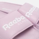 Сланцы Reebok Classic Slide Shell Purple/White фото- 5