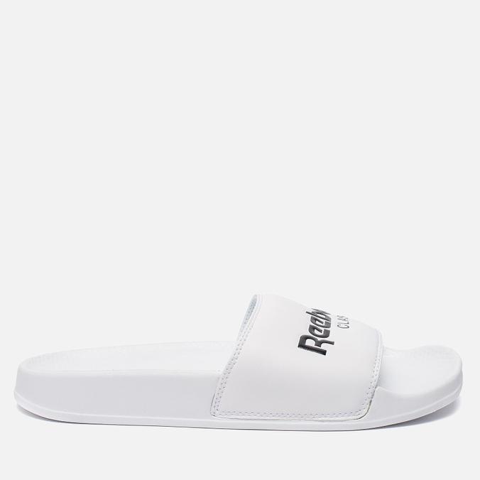 Сланцы Reebok Classic Slide White/Black