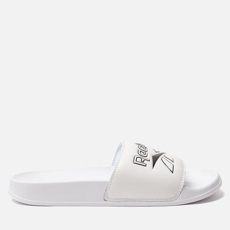 Сланцы Reebok Classic Slide White/Black/Vector Slide