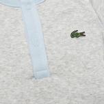 Lacoste Baby Boy 2 Sleepsuits Children's pyjamas set Atmosphere/Paladium Chine photo- 3