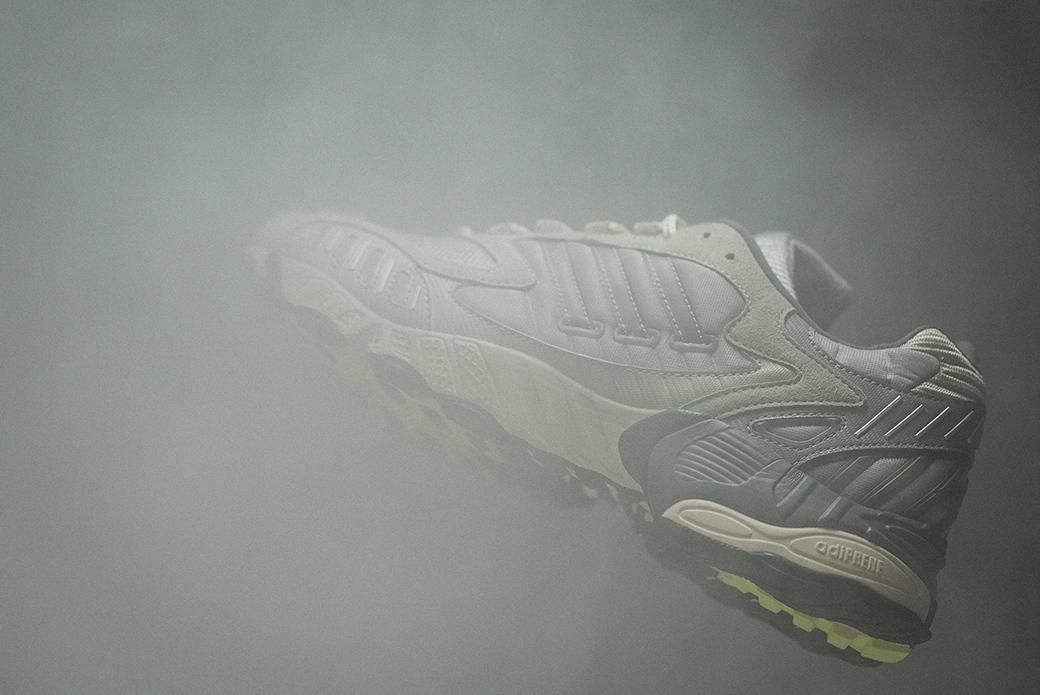 adidas Consortium × Norse Projects Torsion TRDC: туманная палитра