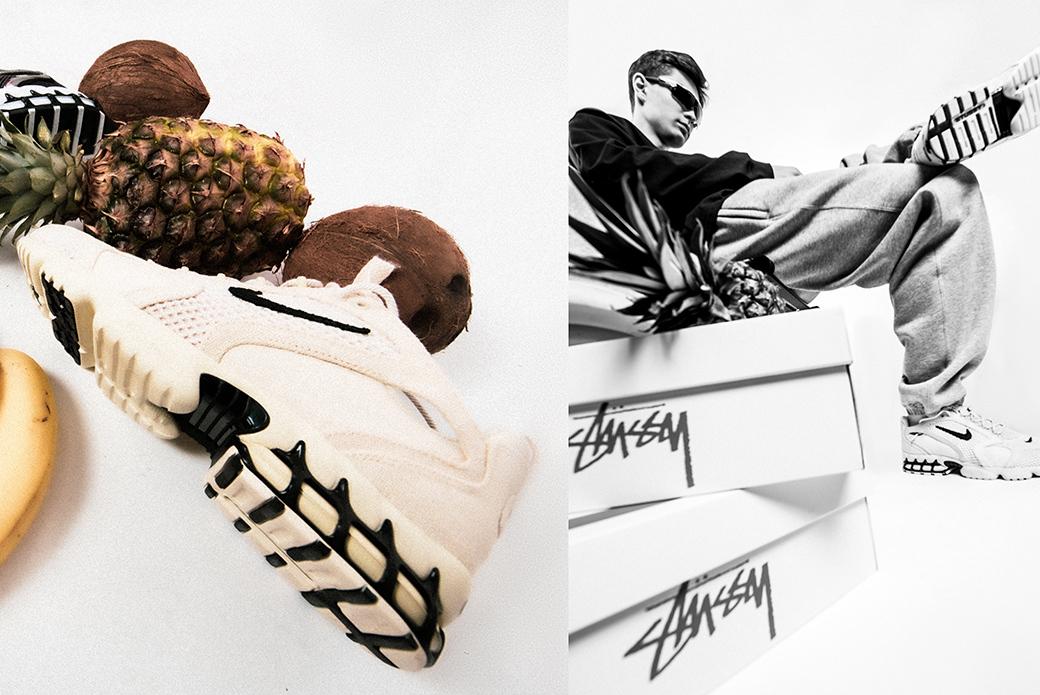 Nike × Stussy: наш взгляд на релиз