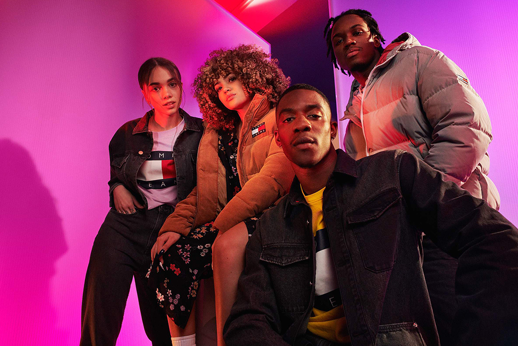 Tommy Jeans Fall 2019: осознанная классика