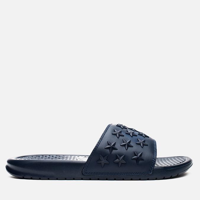 Мужские сланцы Nike Benassi JDI QS Obsidian