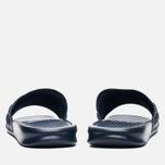 Мужские сланцы Nike Benassi JDI QS Obsidian фото- 3