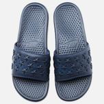 Мужские сланцы Nike Benassi JDI QS Obsidian фото- 4