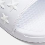 Мужские сланцы Nike Benassi JDI QS White фото- 6