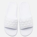 Мужские сланцы Nike Benassi JDI QS White фото- 4