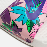 Женские сланцы Nike Benassi JDI Print Sail/Purple/Pink Glaze фото- 7
