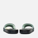 Nike Benassi Solarsoft SLD2 WC QS Women's Slides Teal/Black/Vapor Green photo- 3