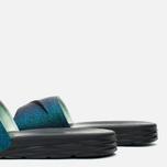 Nike Benassi Solarsoft SLD2 WC QS Women's Slides Teal/Black/Vapor Green photo- 7