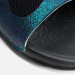 Nike Benassi Solarsoft SLD2 WC QS Women's Slides Teal/Black/Vapor Green photo- 5