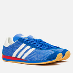 Кроссовки adidas Originals Country OG GID Blue/White/Gum фото- 1