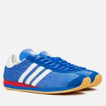 adidas Originals Country OG GID Sneakers Blue/White/Gum photo- 1