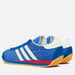 Кроссовки adidas Originals Country OG GID Blue/White/Gum фото- 2