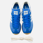 Кроссовки adidas Originals Country OG GID Blue/White/Gum фото- 4