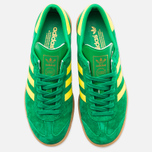 Кроссовки adidas Originals Hamburg Green/Yellow/Gum фото- 4