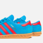 Кроссовки adidas Originals Hamburg Solar Blue/Red/Gum фото- 5