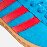 Кроссовки adidas Originals Hamburg Solar Blue/Red/Gum фото- 7