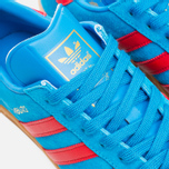 Кроссовки adidas Originals Hamburg Solar Blue/Red/Gum фото- 6
