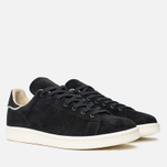 Кроссовки adidas Originals Stan Smith Made In Germany Pack Black/White фото- 1