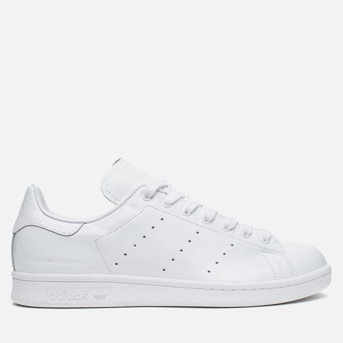 Кроссовки adidas Originals x White Mountaineering Stan Smith White