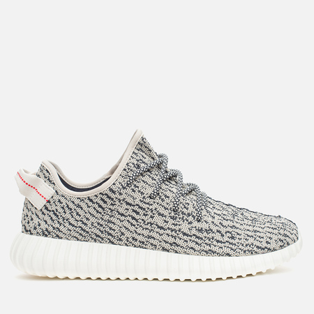 adidas Originals Yeezy 350 Boost Low Sneakers Turtle/Grey