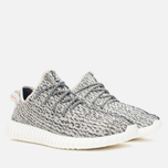 Кроссовки adidas Originals Yeezy 350 Boost Low Turtle/Grey фото- 1
