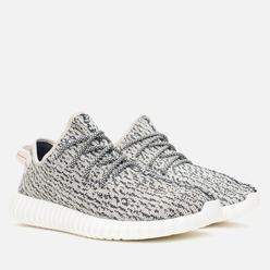 Кроссовки adidas Originals YEEZY 350 Boost Low Turtle/Grey