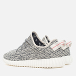 Кроссовки adidas Originals Yeezy 350 Boost Low Turtle/Grey фото- 2