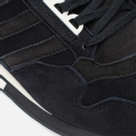 Кроссовки adidas Originals ZX 500 OG Made In Germany Pack Black/White фото- 6