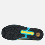Мужские кроссовки adidas Originals ZX Flux GID Clear Grey/Yellow/Bright Cyan фото- 8