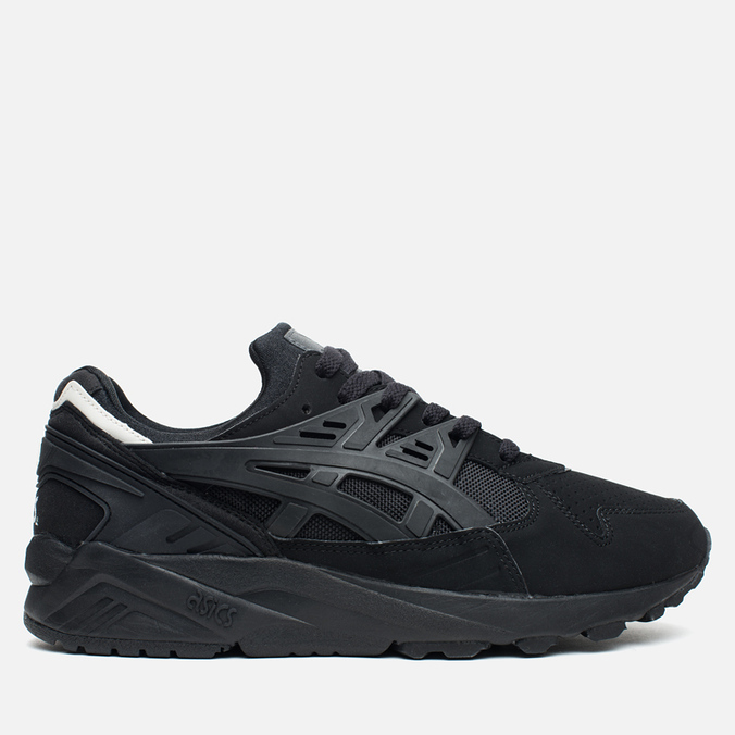 Кроссовки ASICS Gel-Kayano Trainer Black & White Pack Black