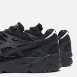 Кроссовки ASICS Gel-Kayano Trainer Black & White Pack Black фото- 7