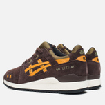 Мужские кроссовки ASICS Gel-Lyte III Bamboo Pack Dark Brown/Tan фото- 2