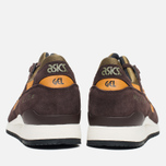 Мужские кроссовки ASICS Gel-Lyte III Bamboo Pack Dark Brown/Tan фото- 3