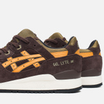 Мужские кроссовки ASICS Gel-Lyte III Bamboo Pack Dark Brown/Tan фото- 7