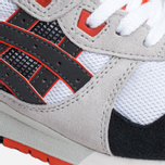 Мужские кроссовки ASICS Gel-Lyte III Black/Orange/White фото- 6