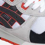Asics Gel-Lyte III Men's Sneakers Black/Orange/White photo- 6
