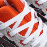 Мужские кроссовки ASICS Gel-Lyte III Black/Orange/White фото- 7